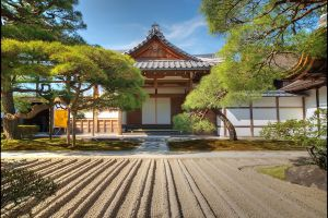 japanese garden zen garden asian architecture landscape
