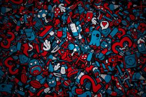 jared nickerson heart (design) artwork digital art