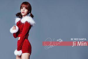 jimin aoa k-pop christmas
