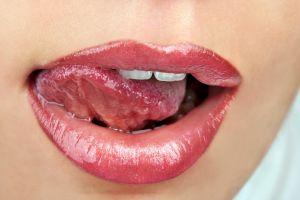 juicy lips mouth lips women licking lip