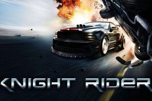 k.i.t.t. knight rider car