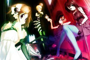 k-on! anime girls kotobuki tsumugi akiyama mio hirasawa yui don't say lazy anime tainaka ritsu artwork
