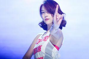 k-pop women asian