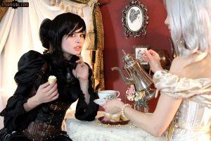 kato lambert steam girl steampunk