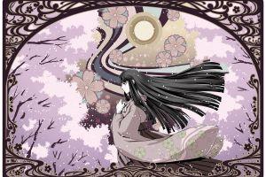 kimi ni todoke fantasy girl kuronuma sawako  anime anime girls dark hair artwork