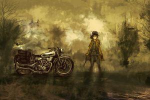 kino's journey kino no tabi anime