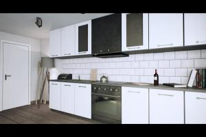 kitchen room unreal engine 4  archviz