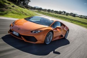 lamborghini asphalt car road vehicle numbers orange cars