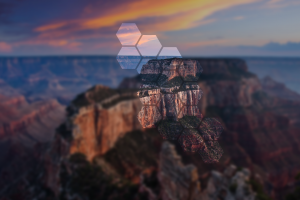 landscape mountains grand canyon