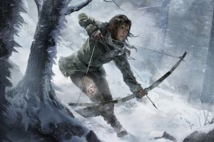 lara croft rise of the tomb raider tomb raider video games