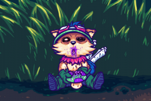 league of legends teemo humor