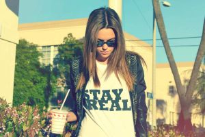 leather jackets brunette sunglasses women
