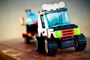 lego car toys vehicle