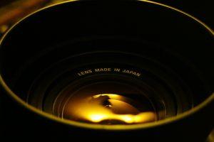 lens photography sony camera