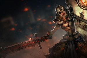 leona (league of legends) league of legends video games