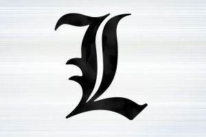 letter white background simple background death note anime