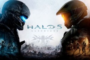 linda-058 kelly-087 buck fred-104 halo 5 blue team military video games spartan locke master chief