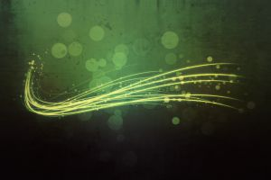 lines digital art shapes abstract dots