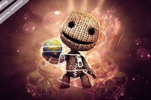 little big planet video games video game art