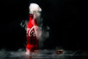 logo bottles coca-cola