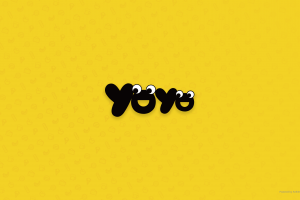 logo cute the rope food yellow cute the rope