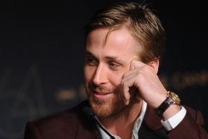 looking away ryan gosling men