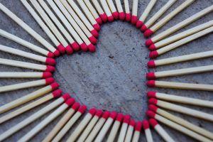 love matches heart