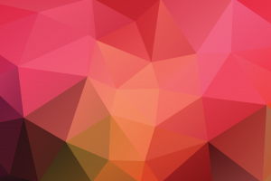 low poly abstract pattern