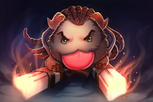 lucian poro league of legends