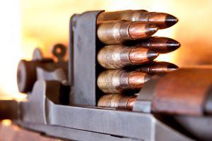 m1 garand ammunition gun