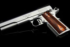 m1911 gun pistol