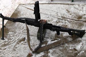 machine gun pkp pecheneg gun
