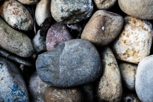 macro outdoors stones