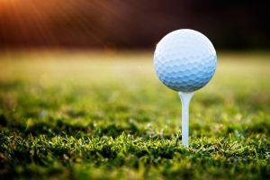 macro sport  grass golf