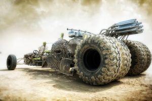mad max: fury road car mad max