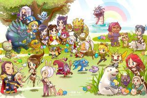manga league of legends anime girls pc gaming anime