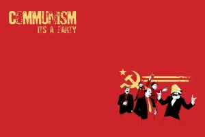 mao zedong red hammer and sickle communism karl marx fidel castro vladimir lenin red background founding fathers of communism joseph stalin