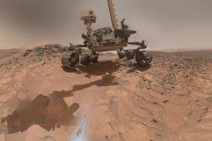 mars self portraits vehicle space rover curiosity marsscape selfies