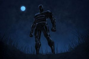 marvel cinematic universe concept art black panther