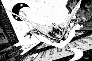 marvel comics moon moon knight