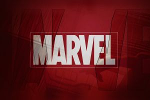 marvel comics typography logo
