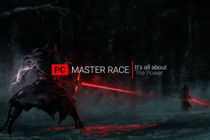 master race sith pc gaming