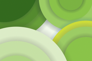 material style android l circle abstract