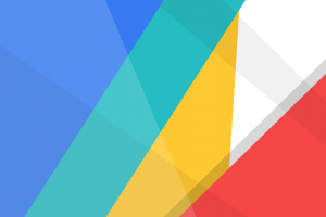 material style geometry android l colorful abstract