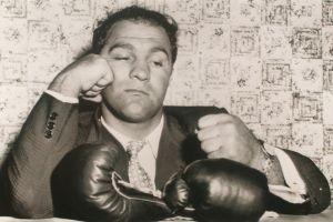 men men monochrome boxing sports boxing gloves