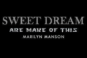 metal music marilyn manson photoshop