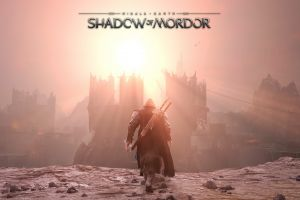 middle-earth: shadow of mordor middle-earth the lord of the rings