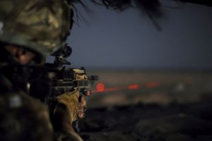 military british army lasers soldier laser