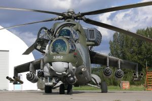 military helicopters mi 24 hind