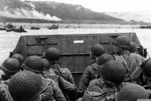 military soldier monochrome world war ii vintage